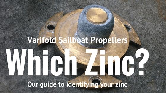 varifold zinc anode identification