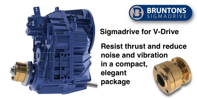 Bruntons V-Drive SigmaDrive