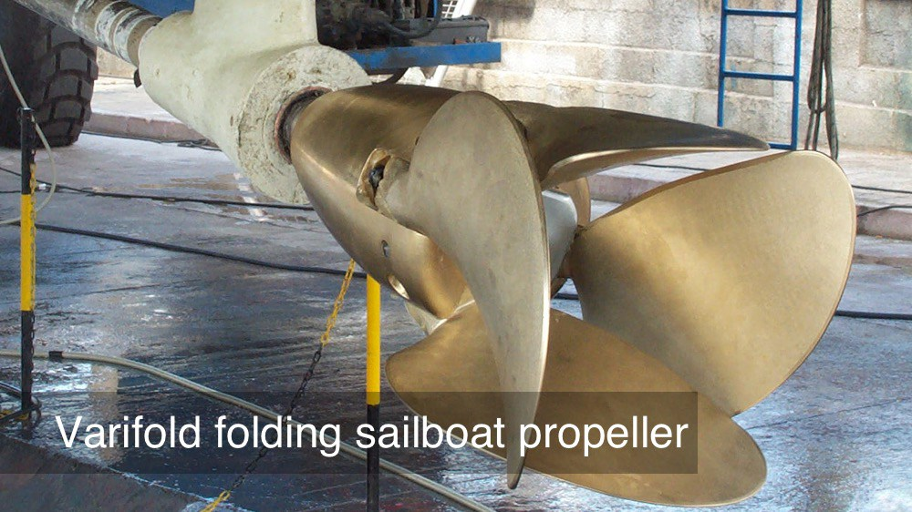 Varifold-sailboat-propeller