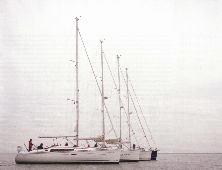 4 Beneteau Boats