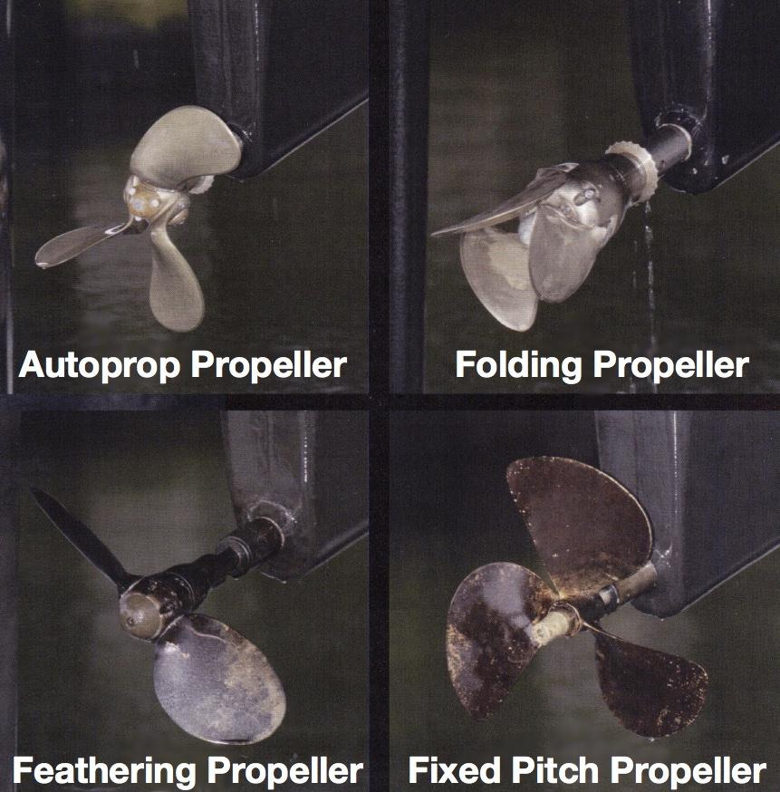 Autoprop 4 propeller comparison test