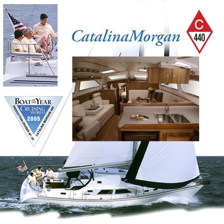 CatalinaMorgan 440