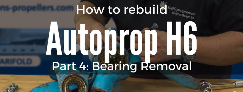 Autoprop H6 Rebuild Part 4